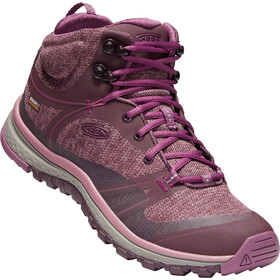 Keen W's Terradora WP Mid Shoes winetasting/tul
